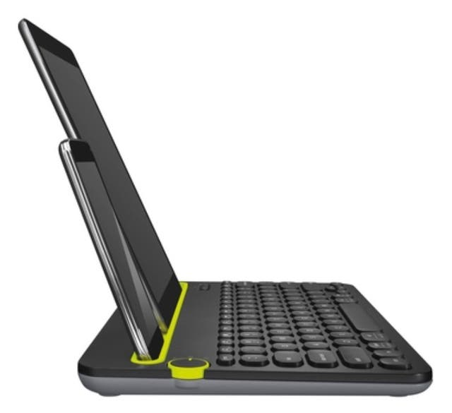 Teclado ordenador Logitech K480 Multi-device