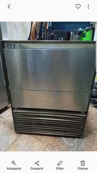 maquina de hacer hielo itv 65