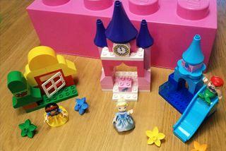 Lego Duplo Colección Disney Princess + Caja