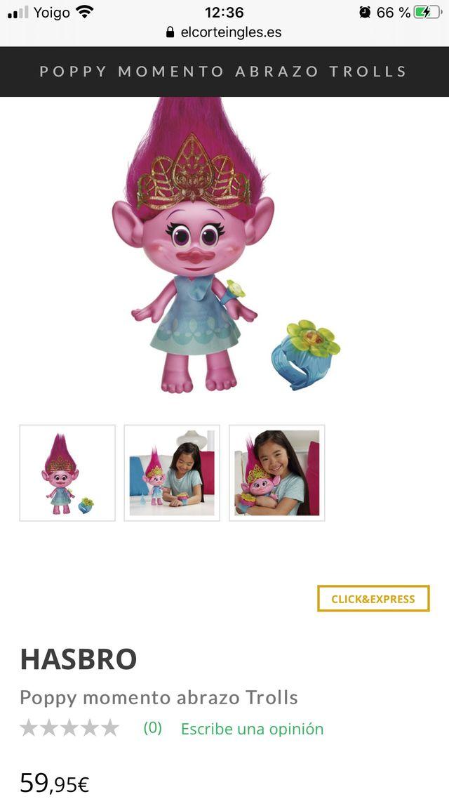 Muñeca trolls