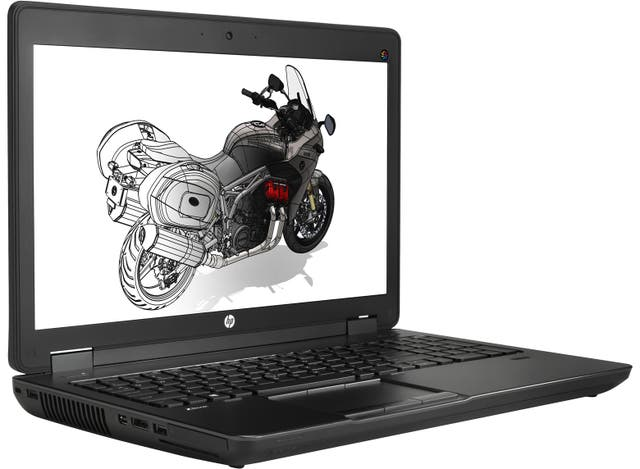 HP ZBook 15 G2 - i7 4810MQ - 16GB RAM - 256GB