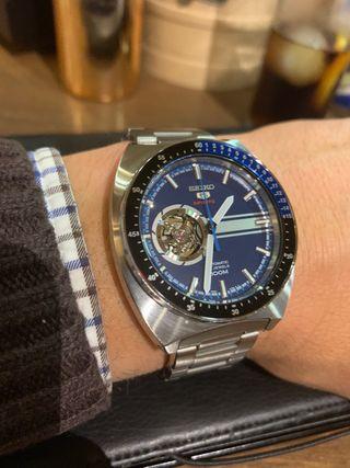Reloj Seiko 5 sport automatico