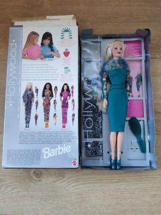 Barbie uñas de fantasía Hollywood