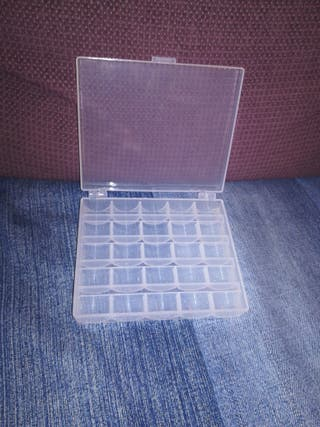caja organizacion