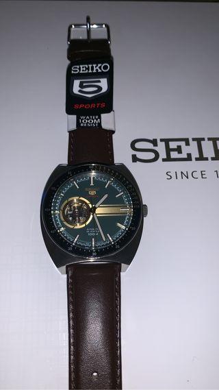 Reloj Seiko 5 automático nuevo