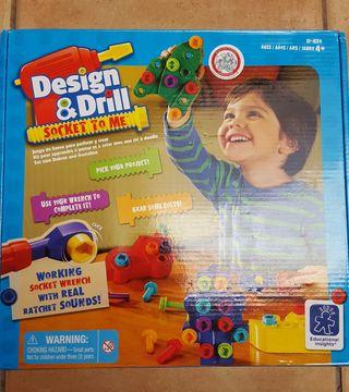 Juguete Infantil de construccion