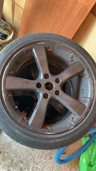 """Vendo Llantas 16"""" con neumáticos nuevos"""