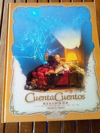 12 cuenta cuentos bilingüe español - ingles