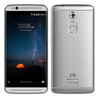 ZTE Axon 7 Silver 4gb + 64gb