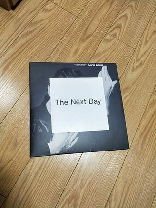 VINILO DAVID BOWIE THE NEXT DAY