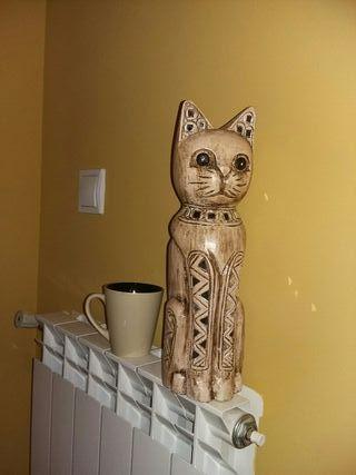 Adorno decoración Gato (A loja do gato preto)