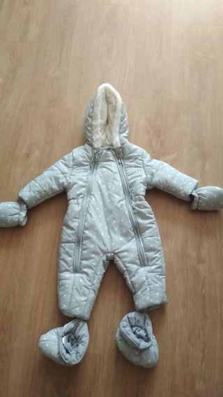 Pack Buzo y abrigo de bebé