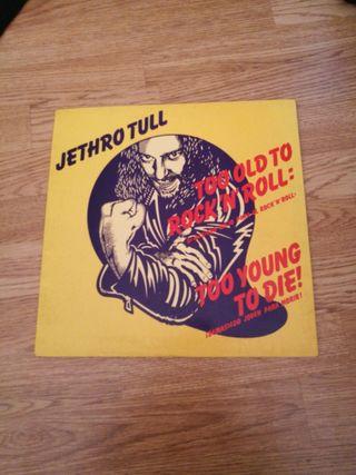 Jethro tull - Vinilo