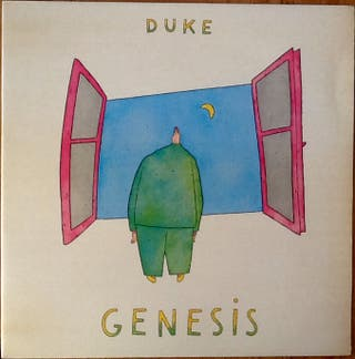 """GENESIS """"DUKE"""" LP"""