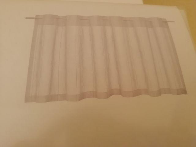cortinas/visillo, caravana