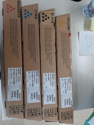 Tóner fotocopiadora RICOH MP C3501