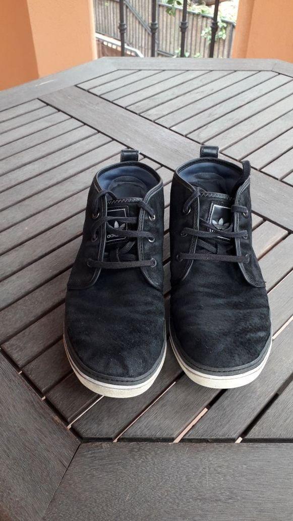 He reconocido lavar pandilla  Zapatillas #Adidas #Vespa piel vuelta (ante) colo de segunda mano ...