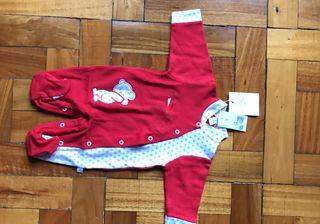 2 pijamas recién nacido sin estrenar