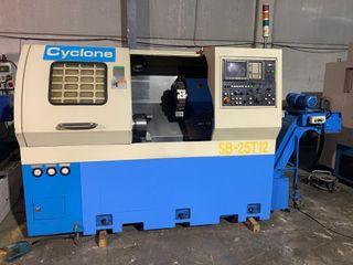 TORNO CNC CYCLONE TYPE SB-25T8