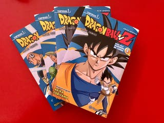 BOLA DE DRAC Z ANIME COMICS DRAGON BALL Z