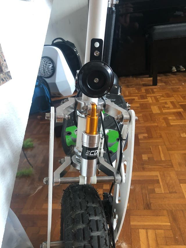 ECOXTREM Rocket - Patinete