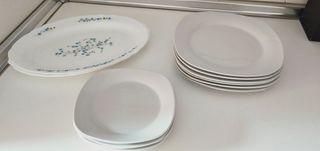 Vajillas porcelana