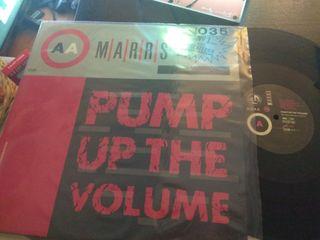M|A|R|R|S Pump Up The Volume