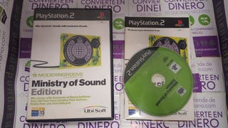 MINISTRY OF SOUND PS2