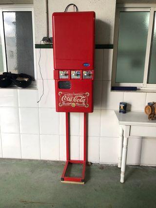 Máquina de refrescos