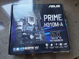 Placa Base Intel Asus Prime H310M-A