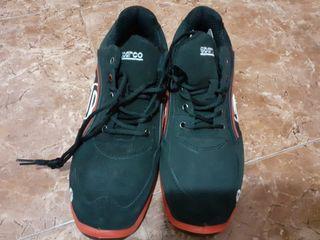 zapatillas de seguridad sparco