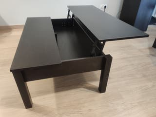 Mesa de centro con almacenaje elevable TRULSTORP