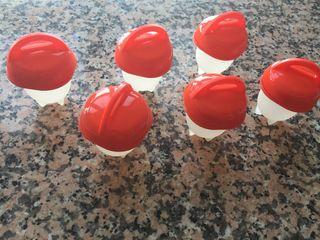 Moldes para cocer huevos