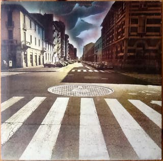 "AGORA ""LIVE IN MONTREUX"" LP"