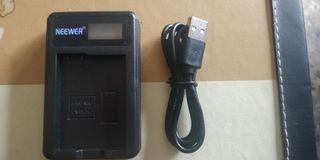 Cargador USB Batería Cámara Nikon Coolplix
