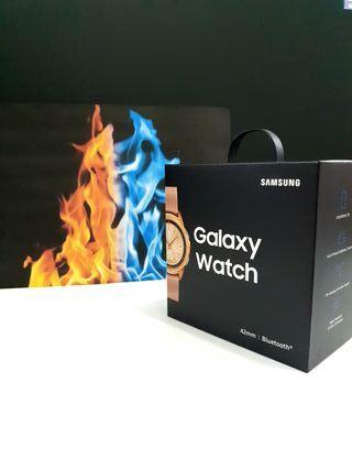 Galaxy watch 42mm GPS Precintado