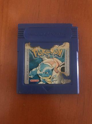 pokemon edición azul