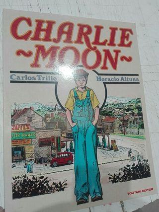 Comic Charlie Moon de Trillo y Altuna