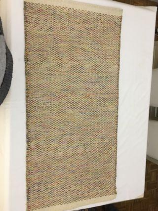 Alfombra de lana Corte Inglés