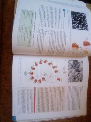 Libro de biologia de segundo de bachillerato
