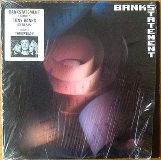 "TONY BANKS ""BANKSTATEMENT"" LP"