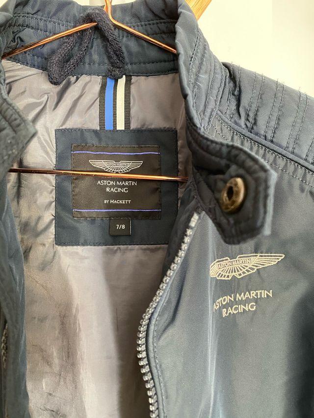 Cazadora Hackett - Aston Martin Niño