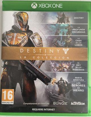 Destiny La Colección Xbox One