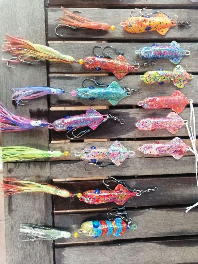 Señuelo pesca Inchiku