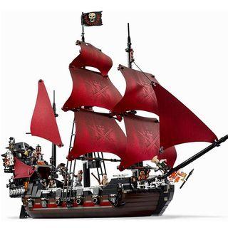 LEGO BARCO PIRATAS DEL CARIBE 4195