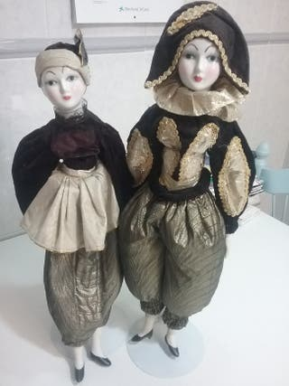 Muñecos de Porcelana (R.Inglés)