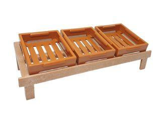 Playmobil Mesa Mercado 3 Cajas