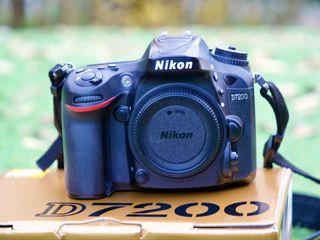 Nikon D7200 con solo 20.000 disparos