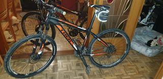 BICICLETA TREK 4300 FOUR SERIES