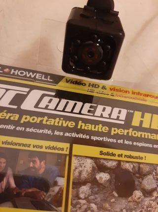cámara deportiva hd